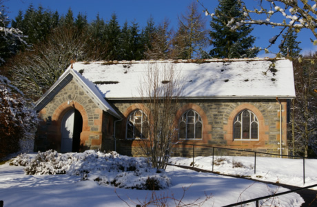 Cannich Church